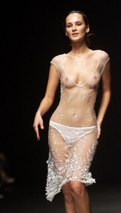 catwalk nude