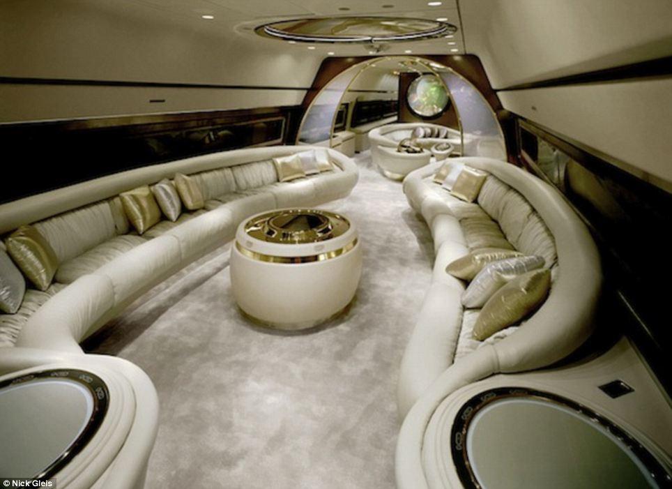 Jet priv int rieur luxe 019 sajou for Interieur jet prive