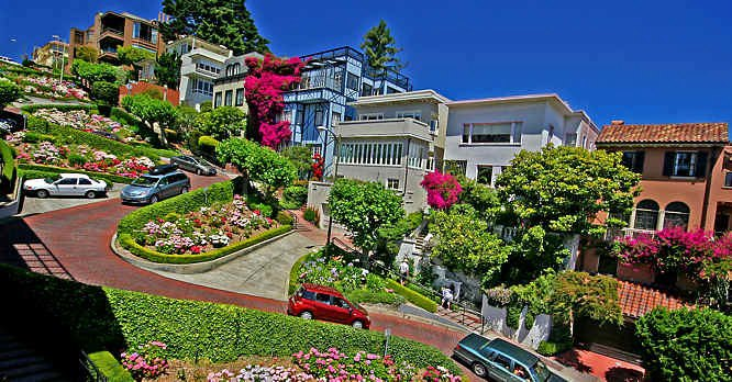 Hotels Near Lombard Street San Francisco Ca