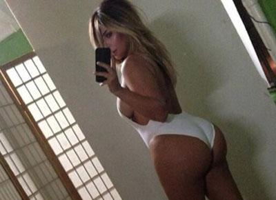 Kim Kardashian prend ses fesses en photos