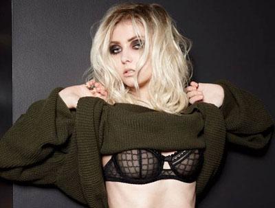 Taylor Momsen joue la provocation en lingerie pour Maxim
