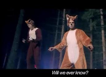 Le nouveau délire musical – Ylvis et leur Fox