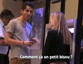 Guillaume Pley embrasse des filles : la vidéo qui fait polémique
