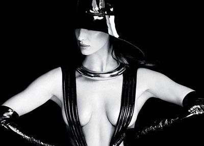 Le super décolleté d'Irina Shayk pour 7 Hollywood