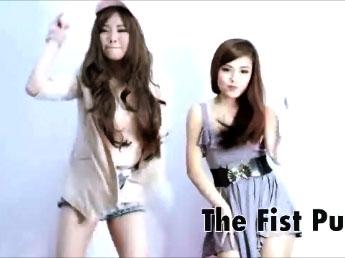 Comment les filles dansent dans les clubs de Singapour