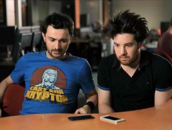 Deux systèmes Siri se font la conversation – Suricate
