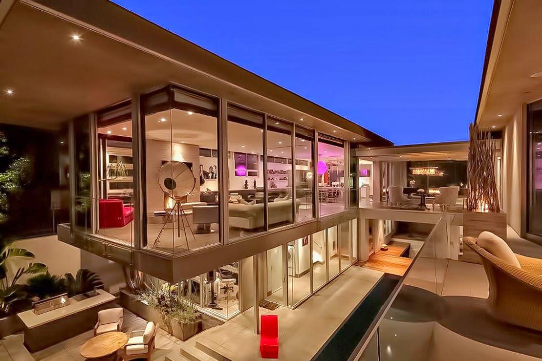 l int rieur de la maison avicii 11 millions d euros l a. Black Bedroom Furniture Sets. Home Design Ideas