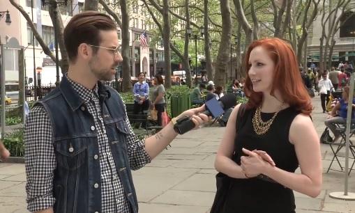 Et si Ryan Lewis interviewait des passants à propos de Ryan Lewis