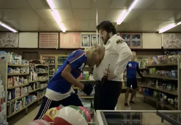 Vaudeville Smash rendent hommage à Zinedine Zidane en chanson