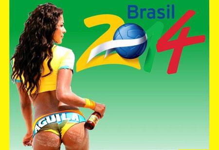 Les plus belles fesses de la coupe du monde