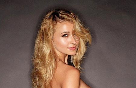 Hayden Panettiere: les photos volées de sa séance nue