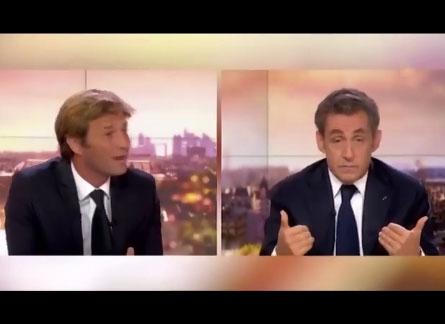 Sarkozy : J'ai deux neuronnes, le détournement