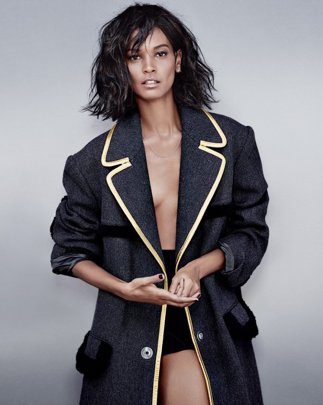 Liya Kebede Marie Claire Magazine Septembre 2014 01
