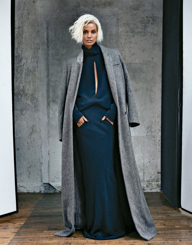 Liya Kebede Marie Claire Magazine Septembre 2014 02