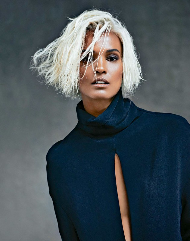 Liya Kebede Marie Claire Magazine Septembre 2014 05