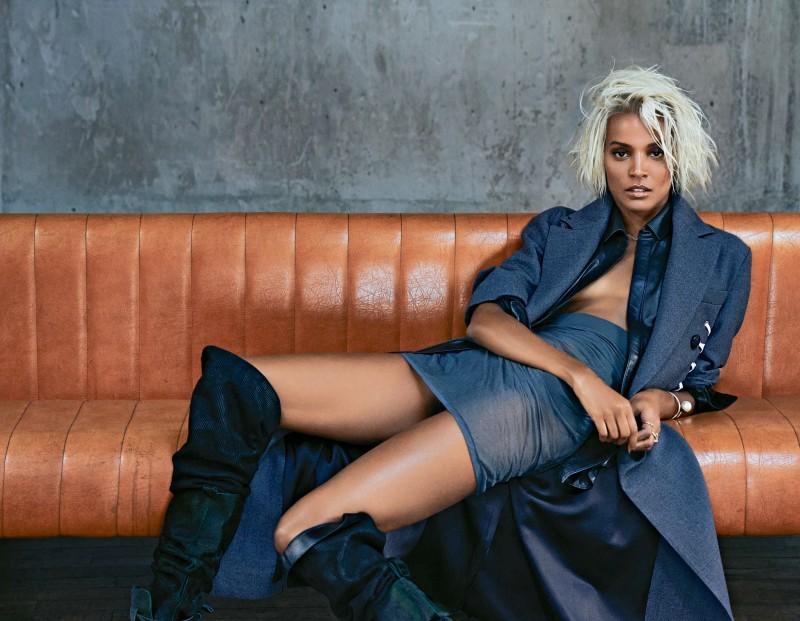 Liya Kebede Marie Claire Magazine Septembre 2014 08 Sajou