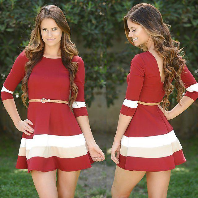Hannah Stocking Fashion 001