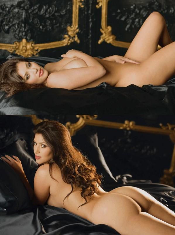 Kim Kardashian nue Playboy 01