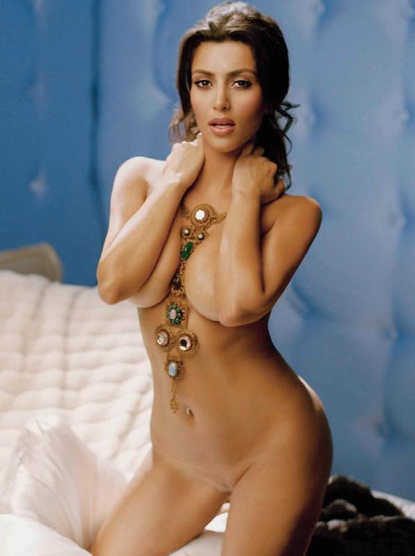 Kim Kardashian nue Playboy 03