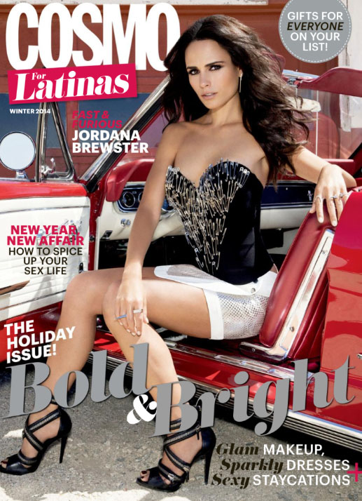 Cosmo Latinas cover