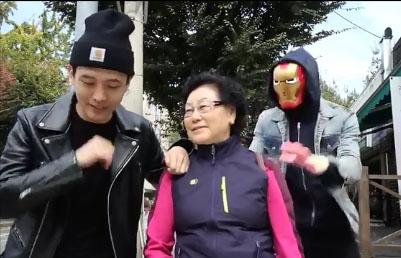 En Corée, il ne pensait pas qu'il pouvait faire aussi peur !