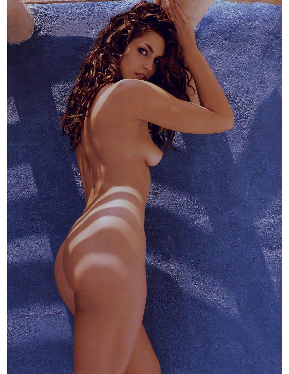 Cindy Crawford nue pour Playboy en 1998 8