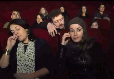 Comment se comporter proprement au cinéma