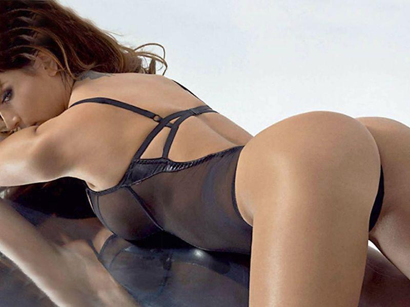 Monika Pietrasinska pose nue pour un shooting photo 04