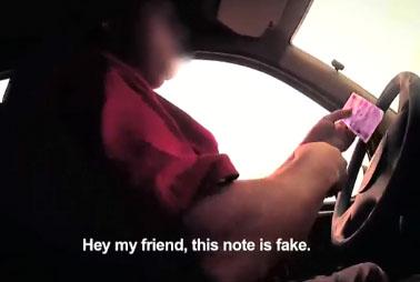 L'arnaque des taxis et du faux billet en Argentine