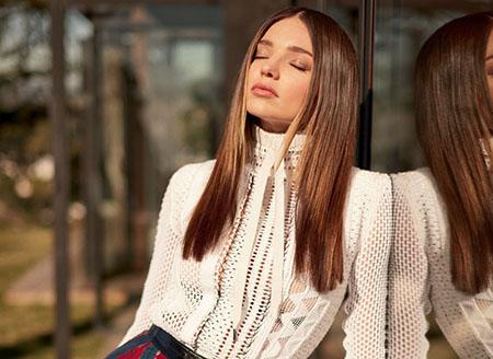 Miranda Kerr pose pour Harper's Bazaar Australie – Mars 2015