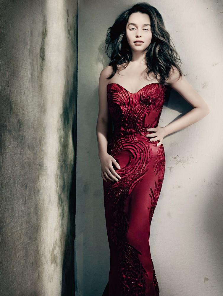 Emilia Clarke Vogue GB Mai 2015 07