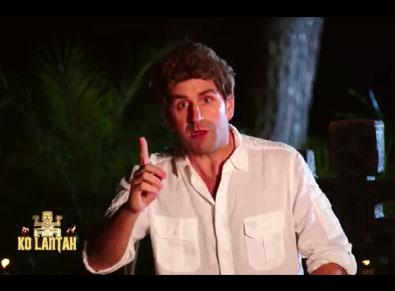 Le Palmashow parodie l'émission de Koh Lanta