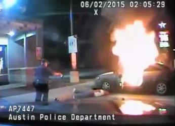 Il tente de se suicider en faisant exploser sa voiture