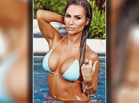 Rosana Arkle très sexy pour le magazine Zoo Australie