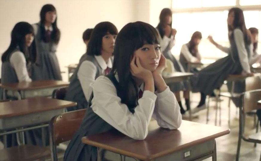 Découvrez le secret de ces jolies lycéennes japonaises