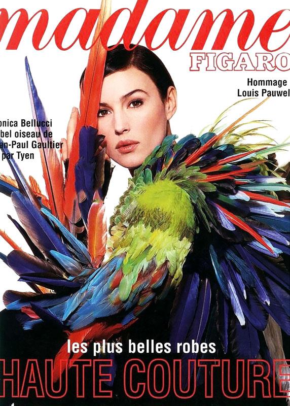 Madame Figaro Magazine 1996