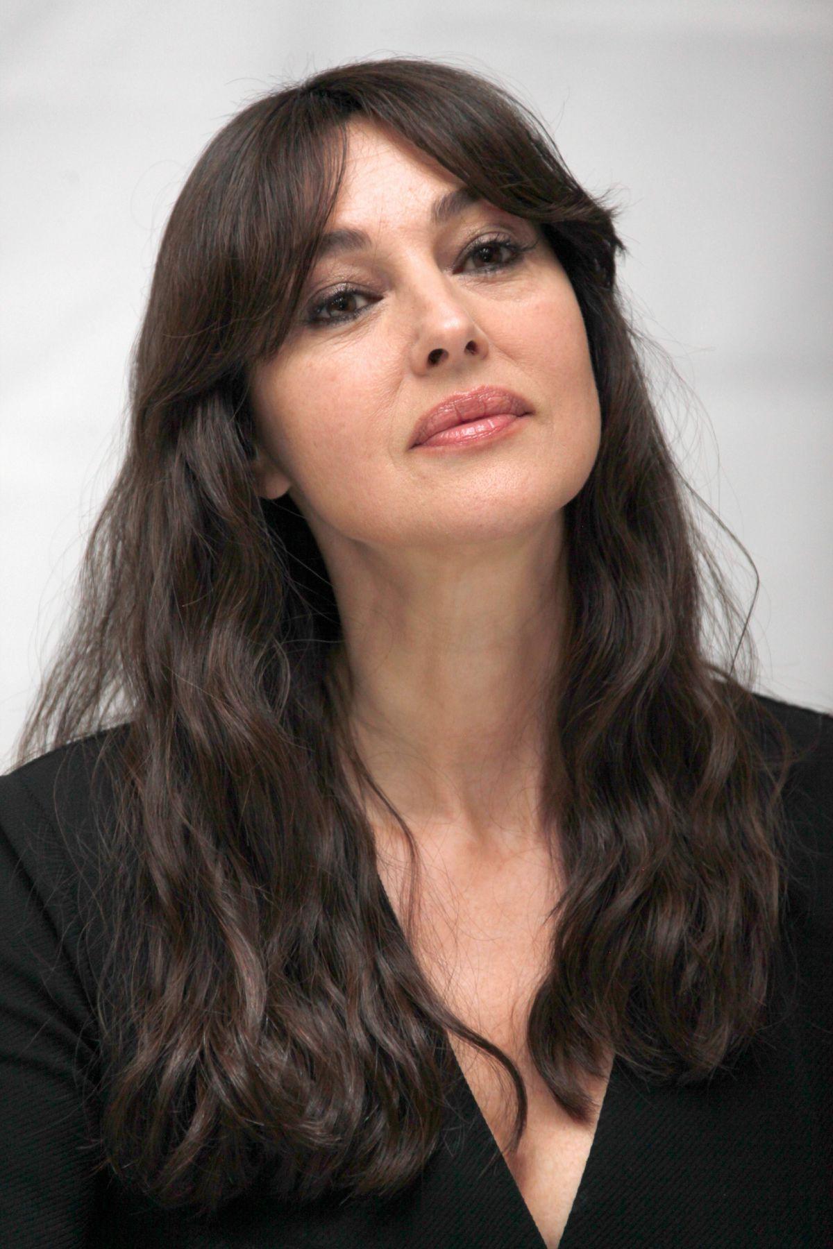 Monica Bellucci à...