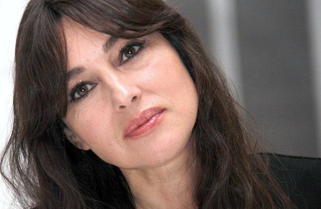 Monica Bellucci à la Conférence de presse de Spectre à Mexico