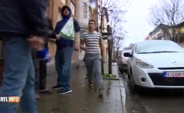 Des journalistes se font agressés à Molenbeek