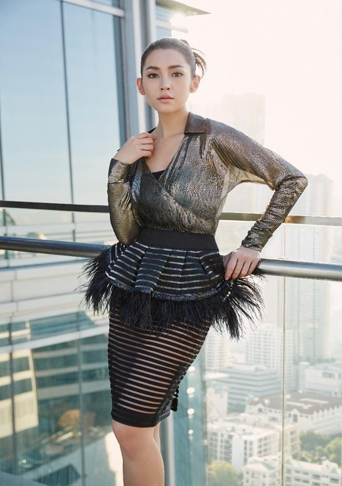 Bella Ranee pose pour le magazine Her World