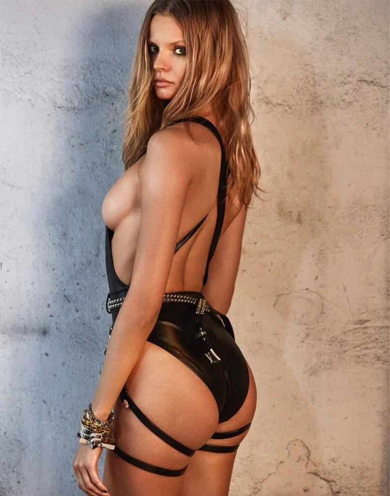 Magdalena Frackowiak en tenue sexy