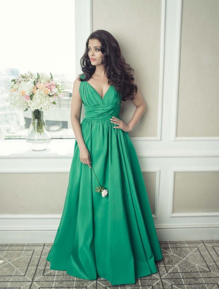 Aishwarya Rai pose pour le magazine Filmfare