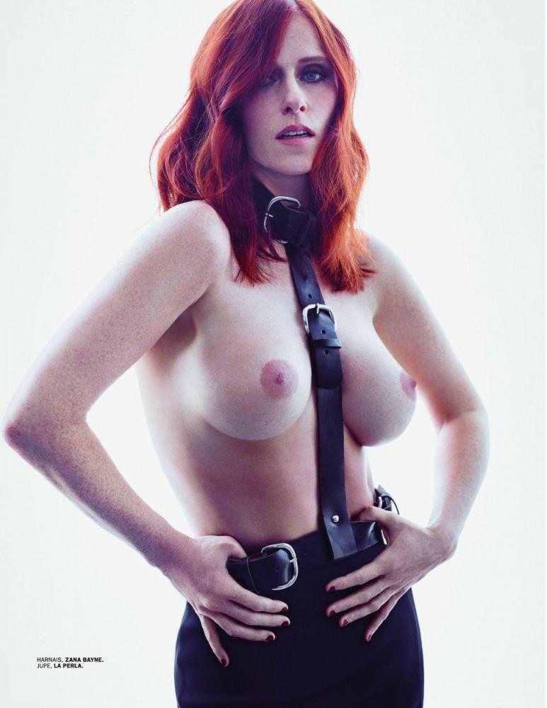 Audrey Fleurot seins nus
