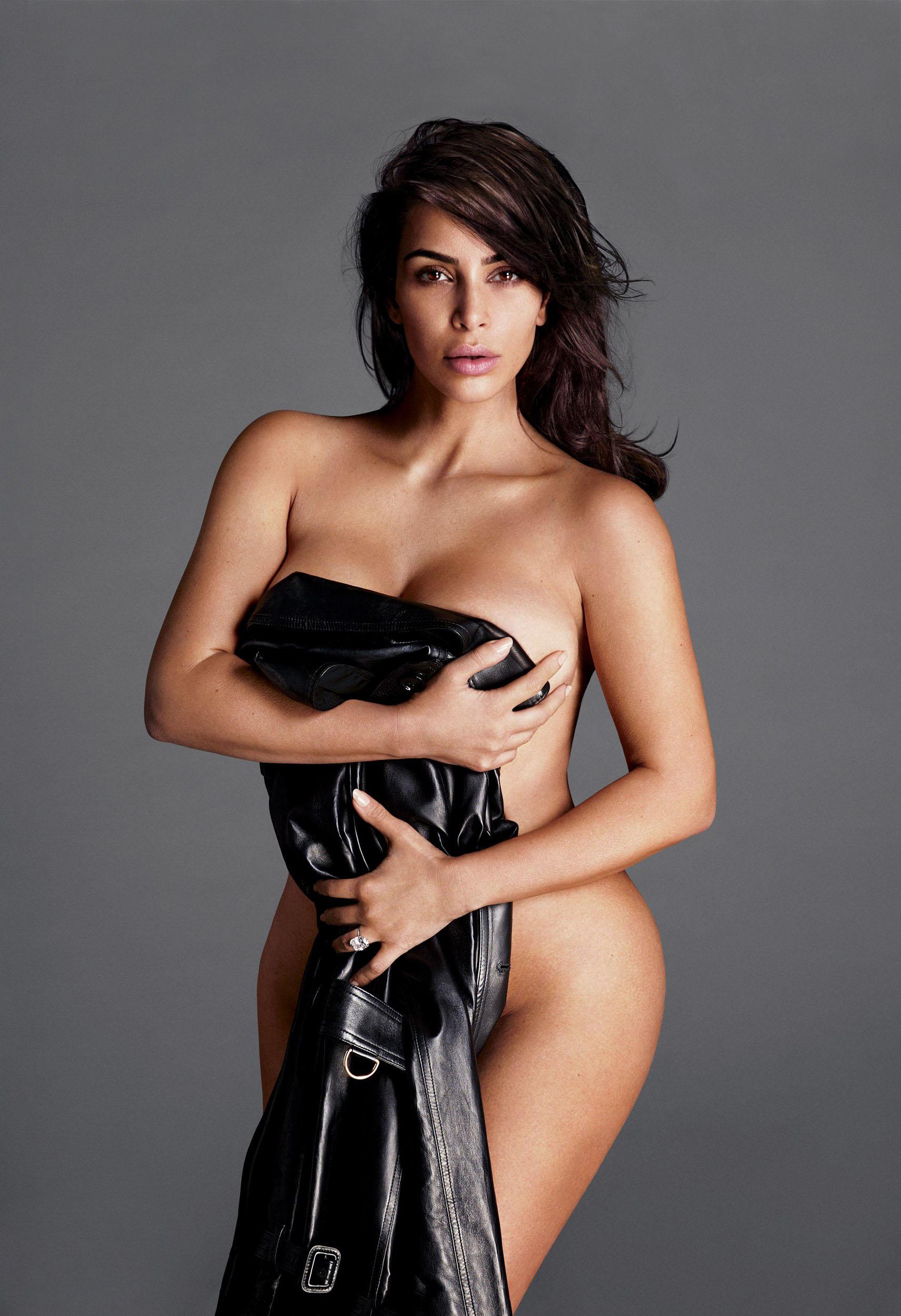 Hot nude pictures of kim kardashian not take