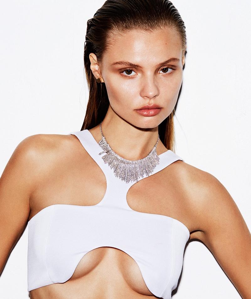 Magdalena Frackowiak pose pour S Moda