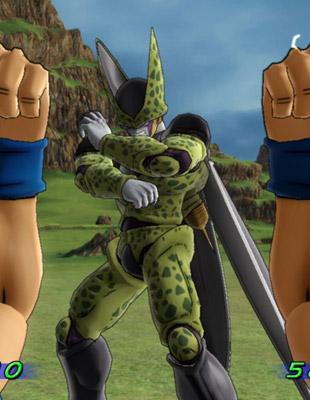 Dragon Ball Z sort bientôt sur Kinect