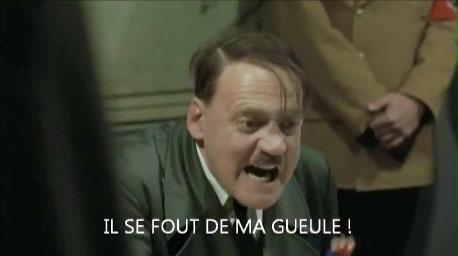 Quand Hitler apprend que le mariage gay est adopté