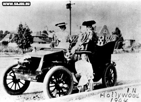 Hollywood au début du siècle dernier
