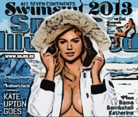 Le Sport Illustrated 2013 avec Kate Upton enfin dévoilé