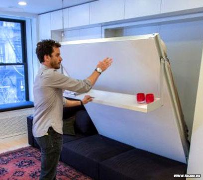 Un appartement modulable à New York
